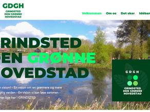 Grindsted - Den Grønne Hovedstad er nu online
