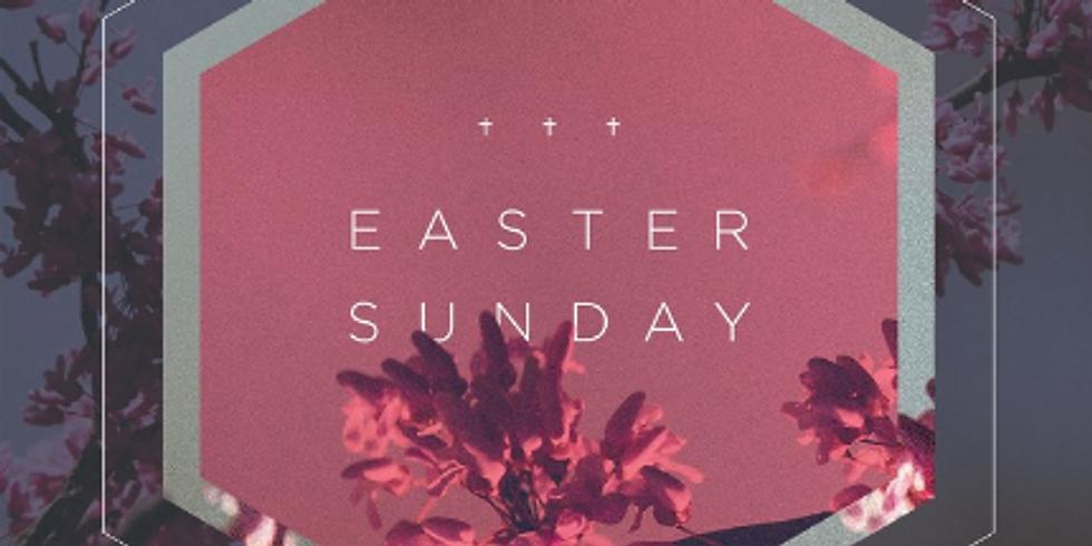 9AM Easter Celebration Service