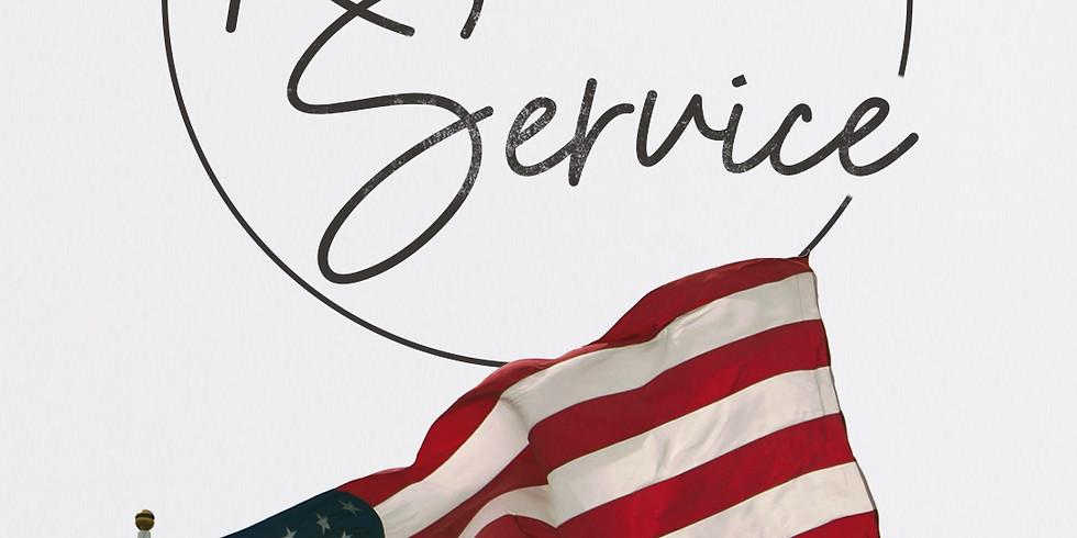 Reunion Service