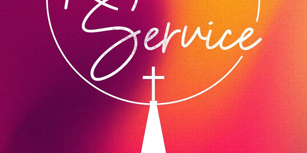Reunion Service Celebration