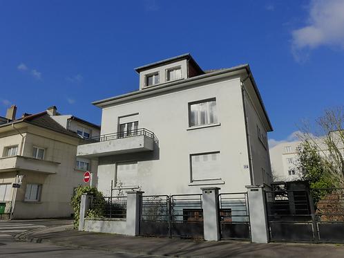 Metz / Petit immeuble
