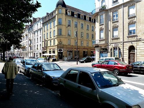 Metz gare / 2 pièces