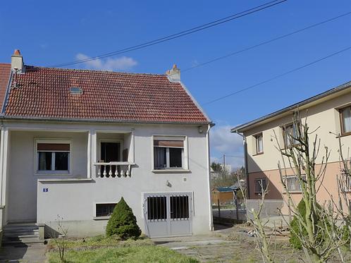 Metz / Maison 5 pièces à rénover