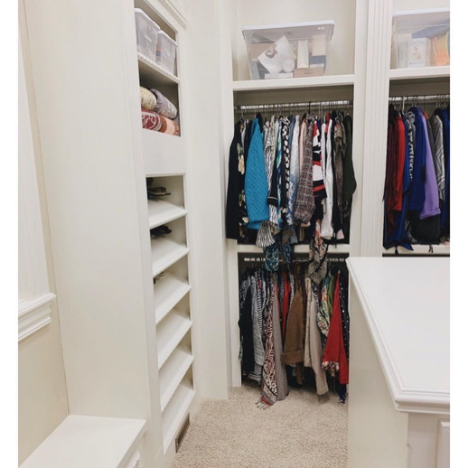 After of the Back of the Closet