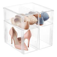 Premium Stackable Shoe Bins