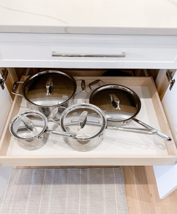 Cabinet Pull Out Installation