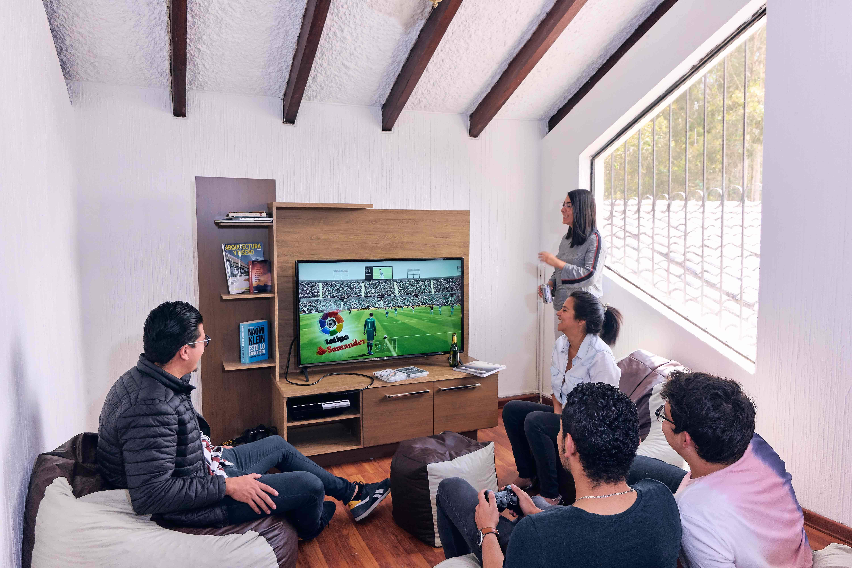 Sala de Juegos equipada con PS4