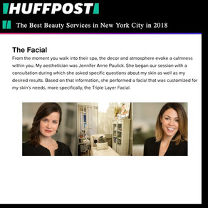 Huffington Post - Best Beauty Services 2018