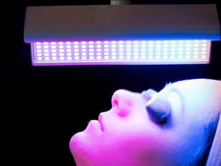 Introducing our new LED Treatment Facial