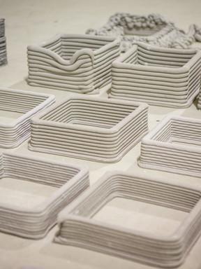 3d printed samples.