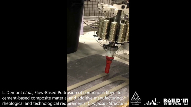 Béton anisotrope
