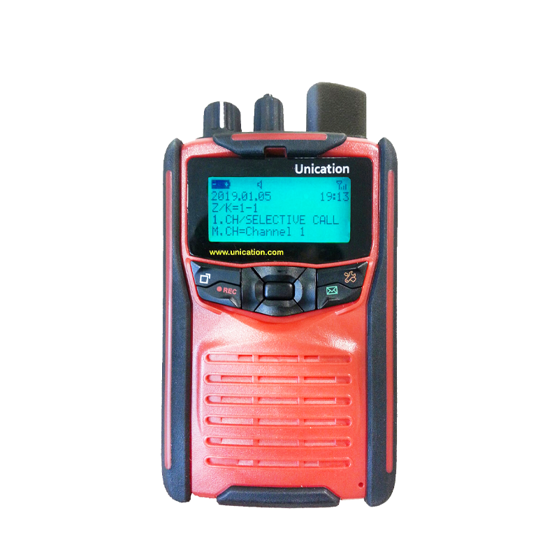 Red G1 Voice Pager