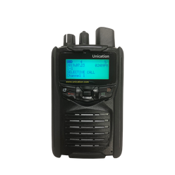 Black G1 Voice Pager