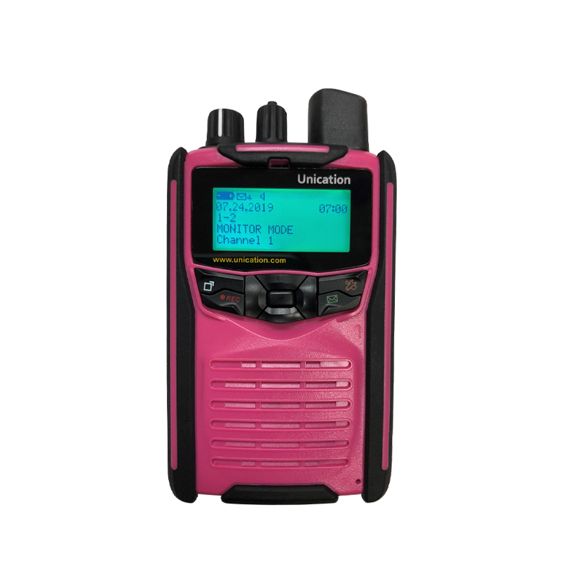 Pink G1 Voice Pager