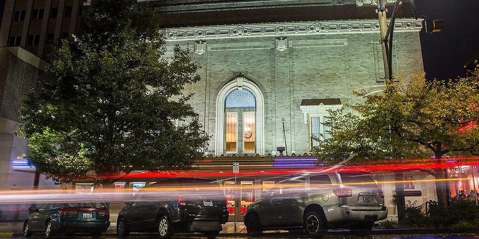 Historic Everett Theatre Ghost Investigation
