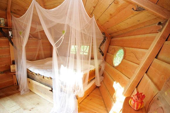 Cabane nuit magique