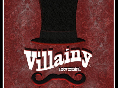 Sarah Reprises her role in Craig Christie musical VILLAINY