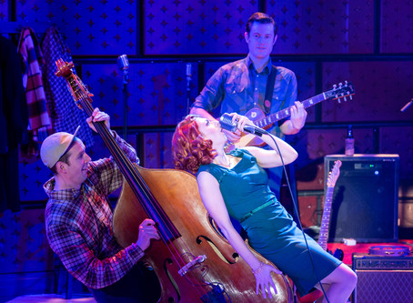 Third Times a Charm with MILLION DOLLAR QUARTET