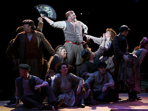 MY FAIR LADY at Northshore Theatre