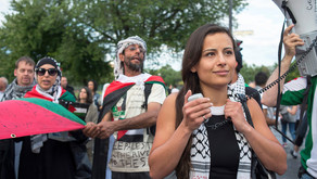 WATERSHED: Miss Canada finalist wages BDS against Saudi Arabia and Israel