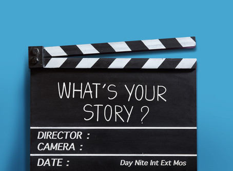 What's your story? We're here to help share it.