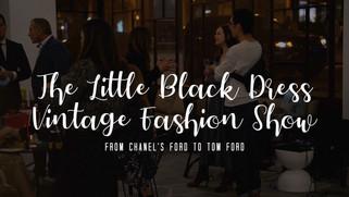 Little Black Dress Fashion Show Event Teaser