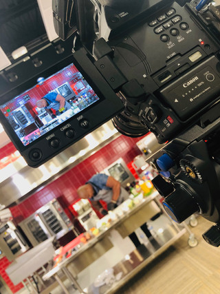 Behind-the-Scenes Photos of Georgia Power Chef Series with EQ Productions