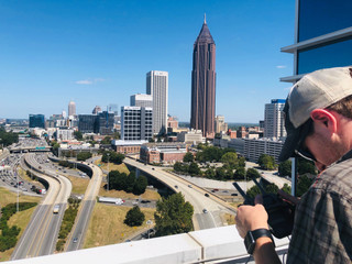 Behind the Scenes: Aerial Video Production