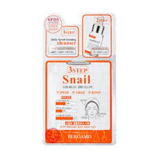 Snail Face Mask