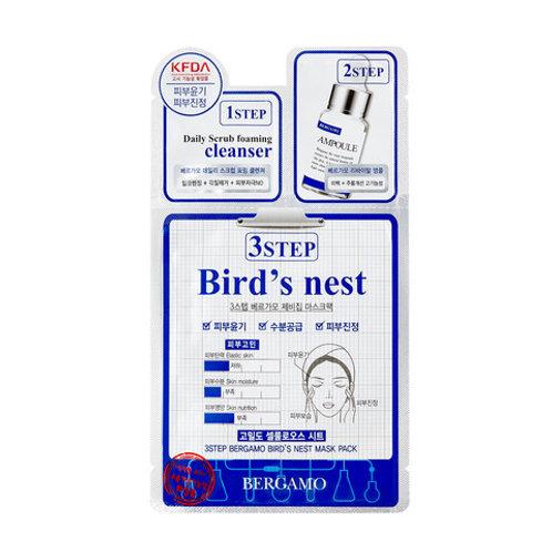 Bird Nest Face Mask