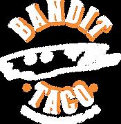 BanditTaco_logo_white_for_black_backgrou
