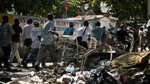 A few experiences from Haiti.