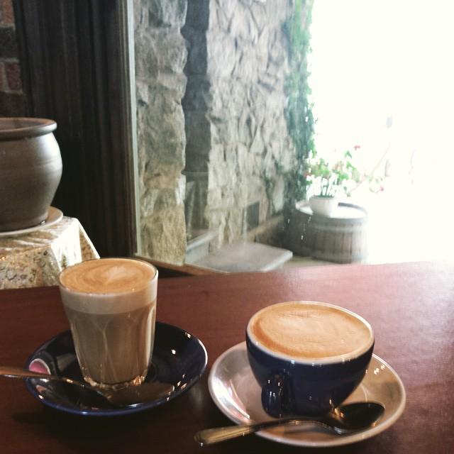 Instagram - Single origin of the month- Ethiopia 'gelana abaya' peachy, milk cho