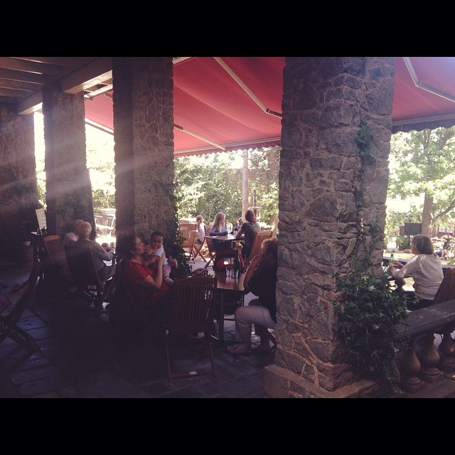 Instagram - Another beautiful day on our terrace! Come down and join us for a dr