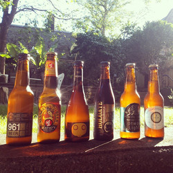 Instagram - Come and try our new range of delicious craft beers on this lovely s