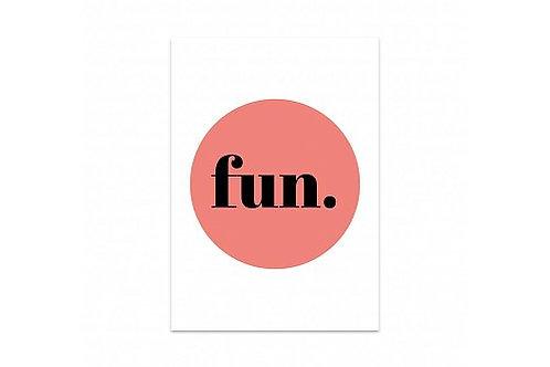 Card 'Fun'