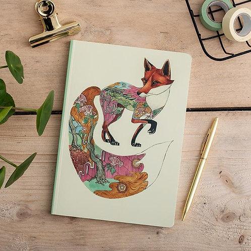 """Notitieboek """"Fox"""""""