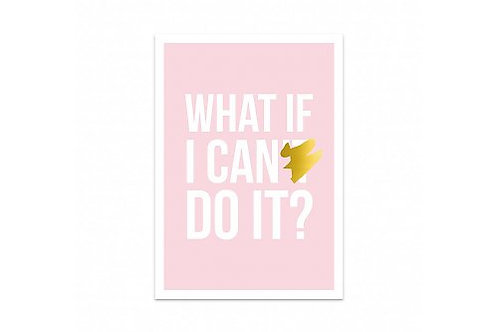 Card 'I can'