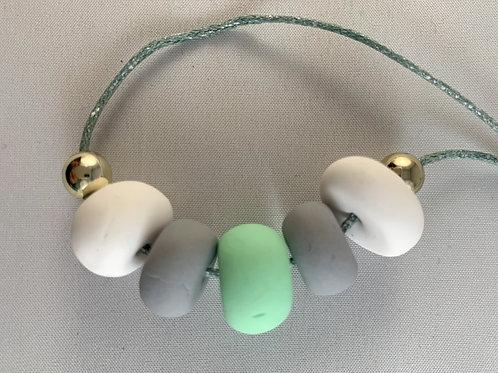 Halsketting Soft Mintgreen