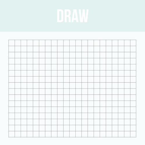 Notablok Mini Draw
