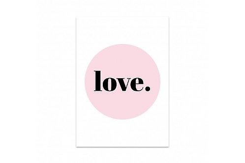 Card 'Love'