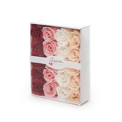 Luxe Box 20 Confetti Roses