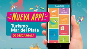 Nueva App Turismo en Mar del Plata