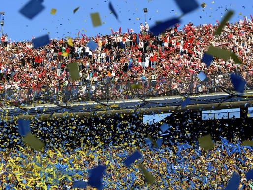 Superfinal River vs Boca en Buenos Aires - 24 de Noviembre