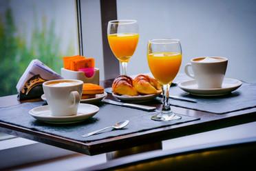 Desayuno Mar del Plata