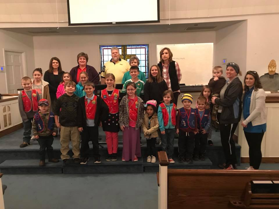 AWANA 17-18 Awards