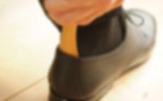 携帯靴べら 木製 高級