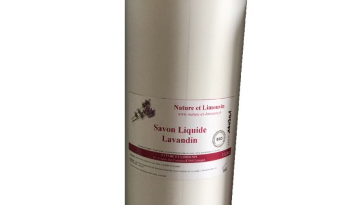Savon liquide Lavandin