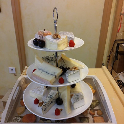 Plateau de fromages 10 à 15 pers 6 fromages
