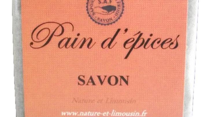 Savon Pain d'épices